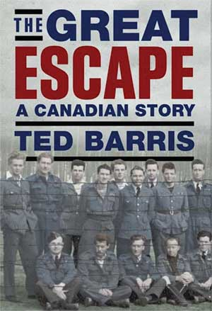 book_great_escape_ted_barris
