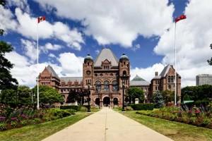 Ontario Legislation Building