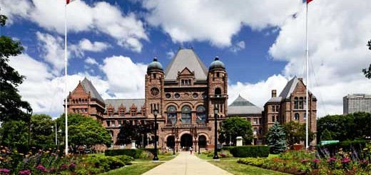 Ontario Legislation Building