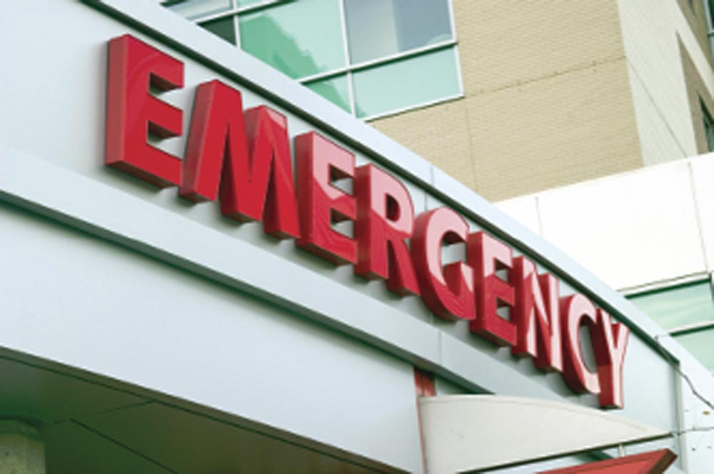 Report finds people going to the emergency department are sicker and getting older